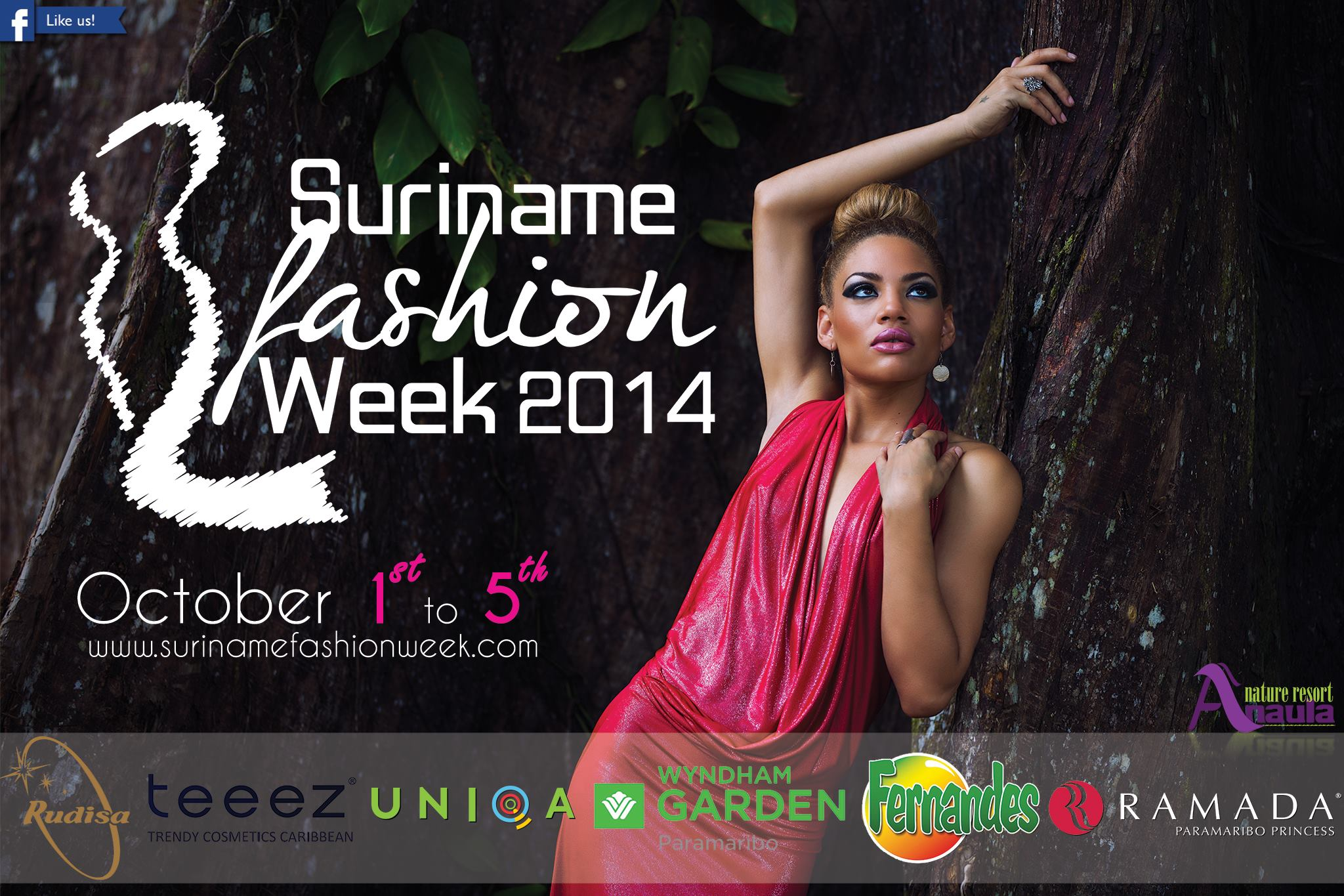 Suriname Fashion Week 2014