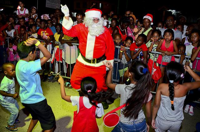 Coca-Cola Christmas Caravan 2013