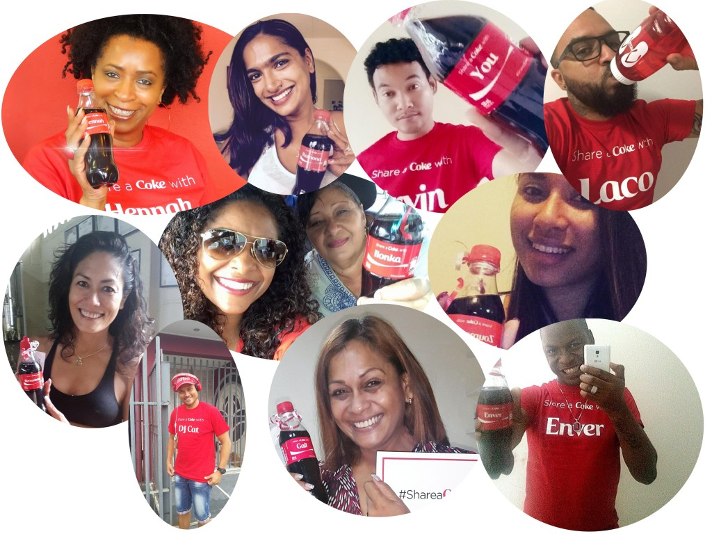 Share A Coke Suriname
