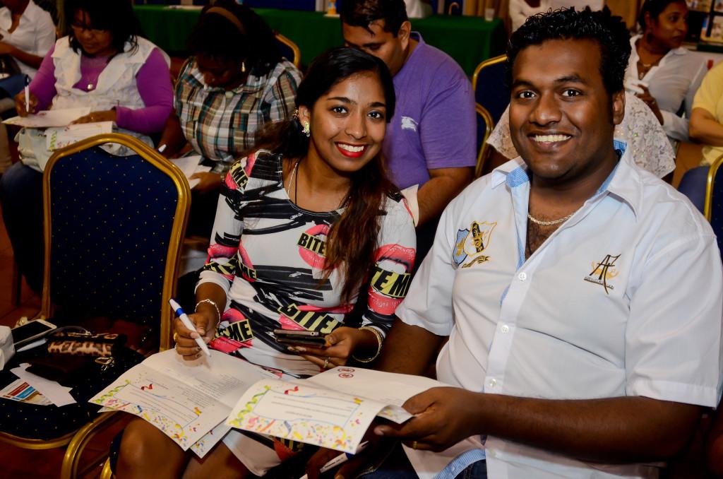 Fernandes Healthy Lifestyle Campaign interactieve lezing