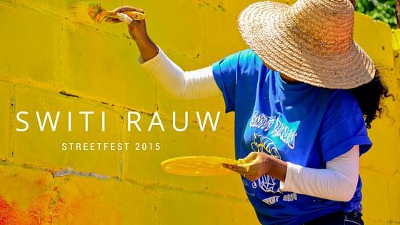 Switi Rauw Streetfest 2015 Sprite