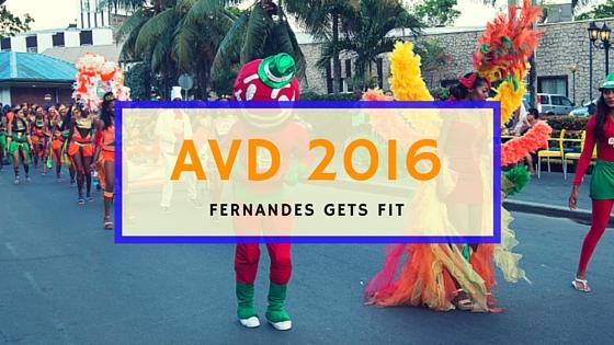 Fernandes BVSS Avondvierdaagse Fernandes Gets Fit