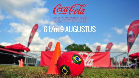 Coca-Cola Olympics Fernandes Bottling Company 2016