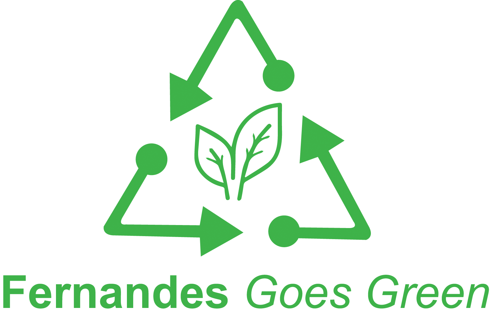Fernandes Goes Green logo