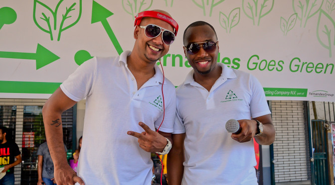DJ Kuyken & MC Cyrano Autoloze Dag Fernandes Goes Green