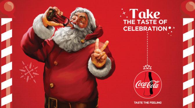 5 dingen die je nog niet wist over Coca-Cola en de Kerstman Fernandes Bottling blog