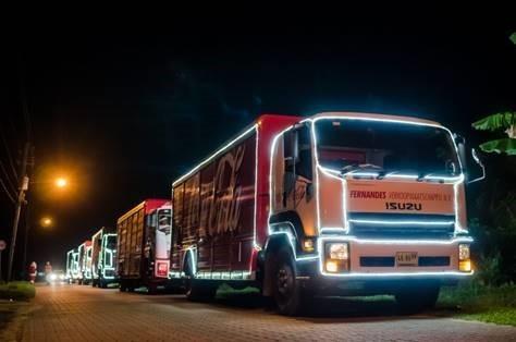 Coca-Cola Christmas Caravan