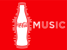 Coca-Cola Music wallpaper